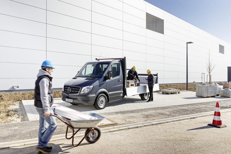 2014 Mercedes-Benz Sprinter: This Is It