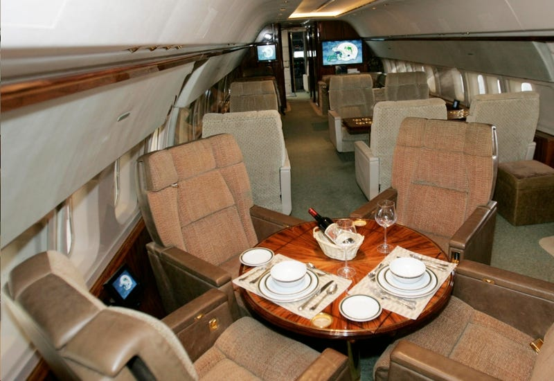 CEOs Are Using Company Jets as Their Personal Chauffeurs