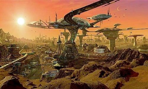 Urban Mars