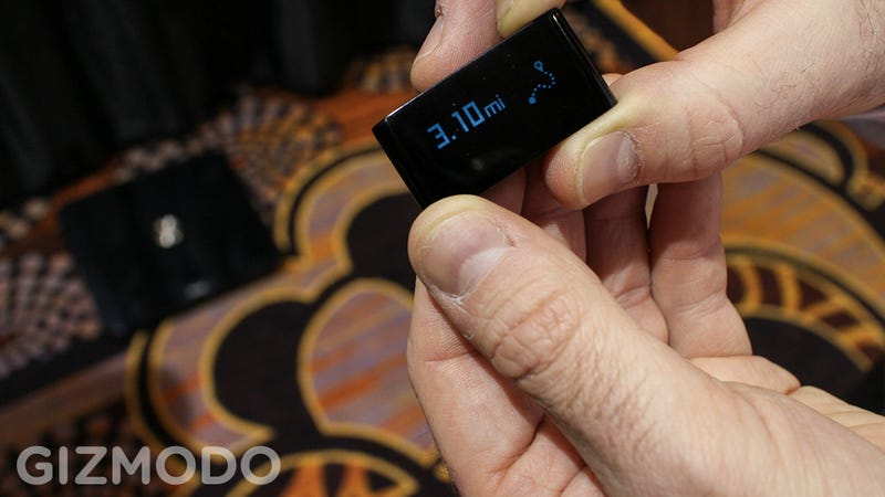 Hands-on with a Seriously Next-Level Activity Tracker