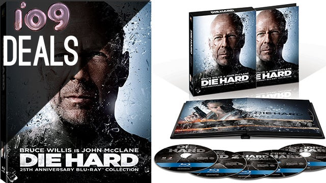 Die Hard 25th Anniversary, Planet of the Apes Collection, Humble