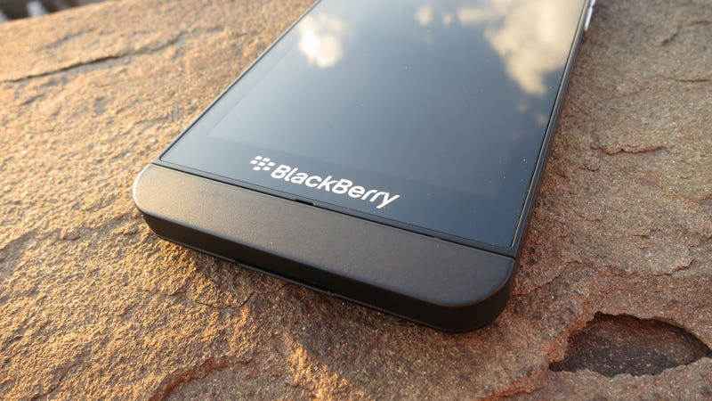 BlackBerry Is Testing a Mobile Money Messaging Service
