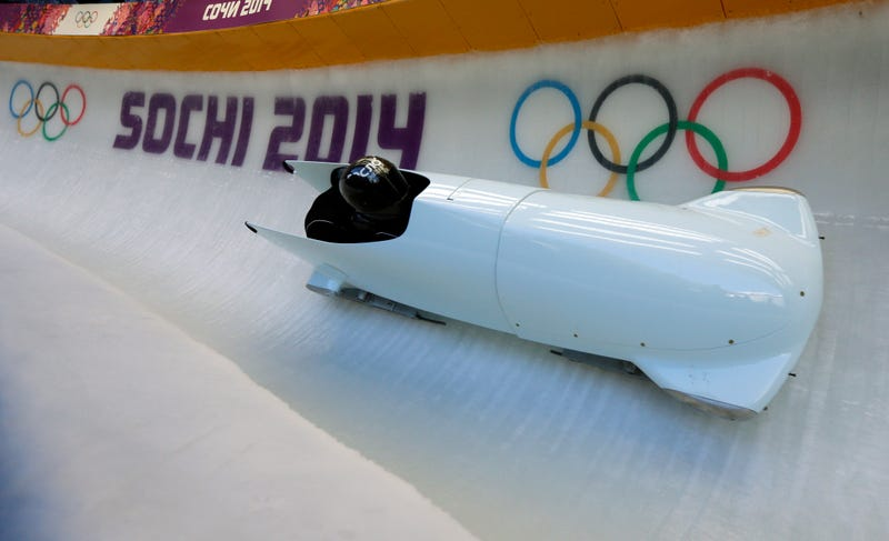Track Worker Struck, Injured By Bobsled