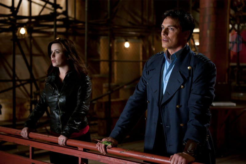 "Torchwood: Miracle Day Episode Ten, ""The Blood Line"" Pictures"