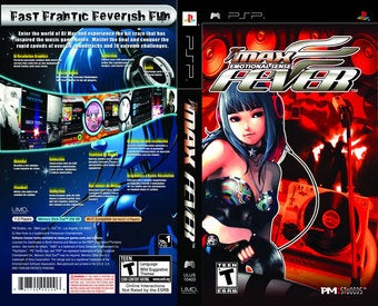 DJ Max Fever Box Art Continues Pretty Streak