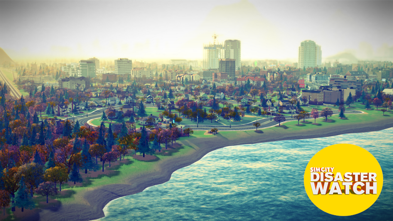Here Comes SimCity Update 3.0, Which Lets Your Sims Make Rights on Reds