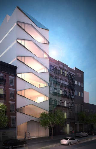 This Might Be the First Building Designed By Facebook Poll