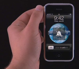 Ten New Finger Tips For the IPhone
