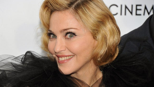 Madonna Has Her Eye on You