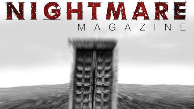 Make a sacrifice to this dark, terrifying magazine... before it rises and walks the Earth!