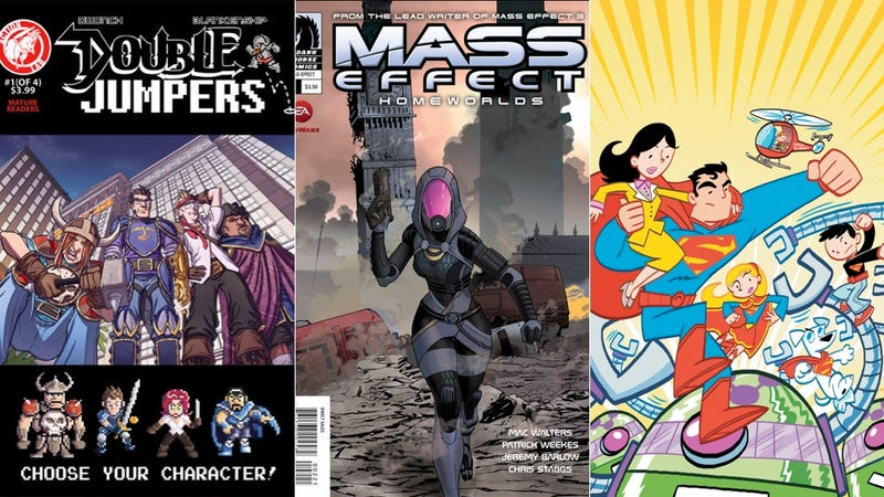 Five Comics That Will Make Your Worlds Collide This Week