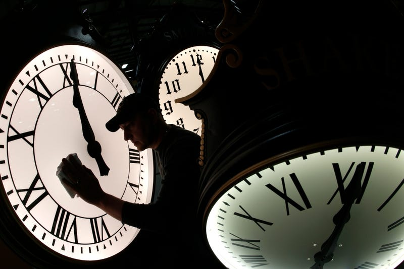 Spring Forward: Set Your Clocks Ahead an Hour Tonight for Some Reason