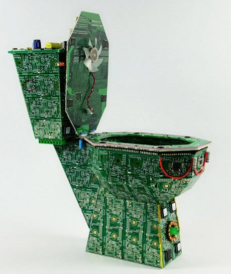 Young Zuck, Circuit Board Toilets, and Other Stories We Didn't Post
