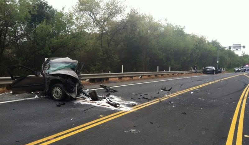 Tesla Model S Driver Veers Into Oncoming Traffic, Kills Two In Mangled Accord