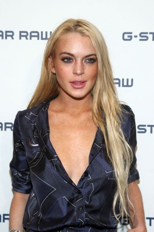 Lindsay Flips At Fashion Event; Kanye Taking Time Off?