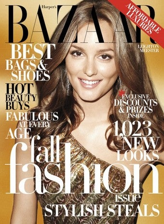 The Missing 39 Pages: What's Harper's Bazaar Hiding?