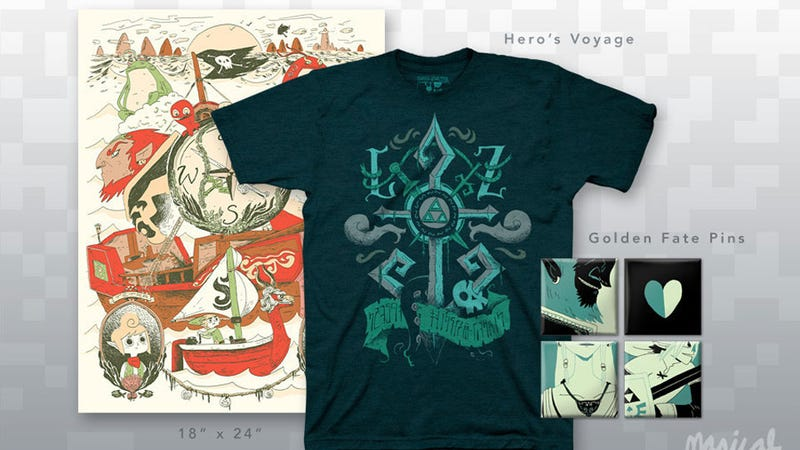 Love Wind Waker? Put Your Money Where Your Heart Is.