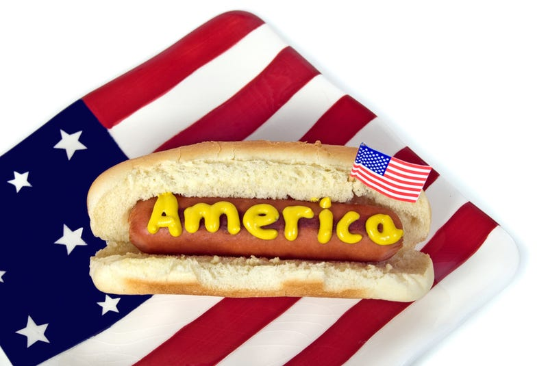 A Hot Dog Is Most Definitely a Sandwich, America