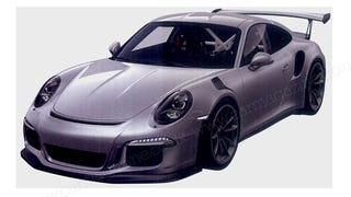 The 2015 Porsche 911 GT3 RS Might Be The Nastiest Modern 911 Yet