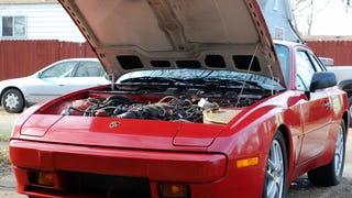 Porsche 944 V8 in Motor City