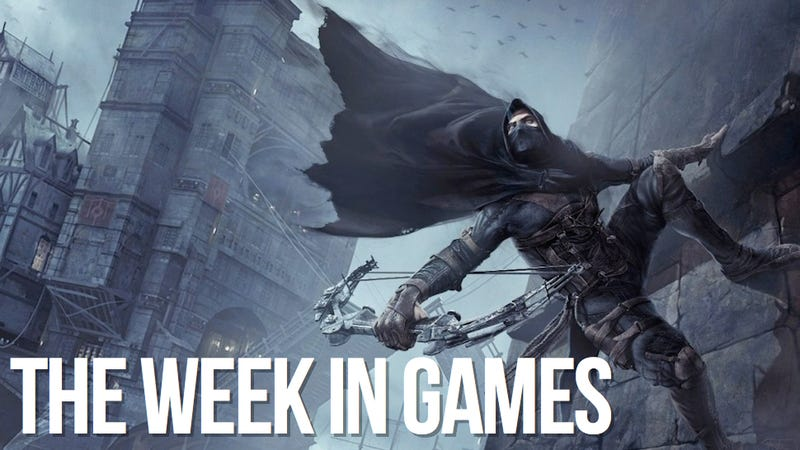 The Week in Games: Garden Warfare and Thief