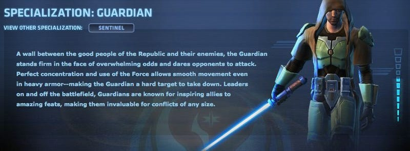 Advanced Jedi Will Roam The Old Republic
