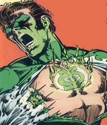 Green Lantern Movie Goes Back To The Drunken Master