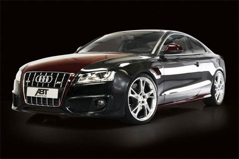 Abt Audi AS5 turbodiesel ich bin Bat Guano