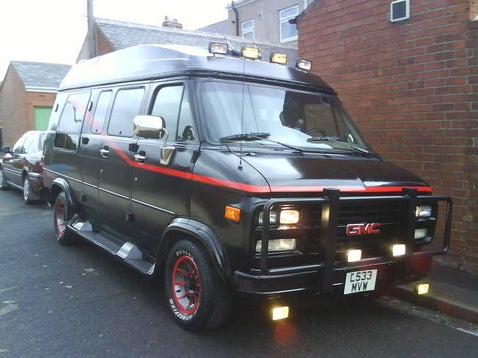 A-Team Remake in The Works, Fools Sure To Be Pitied