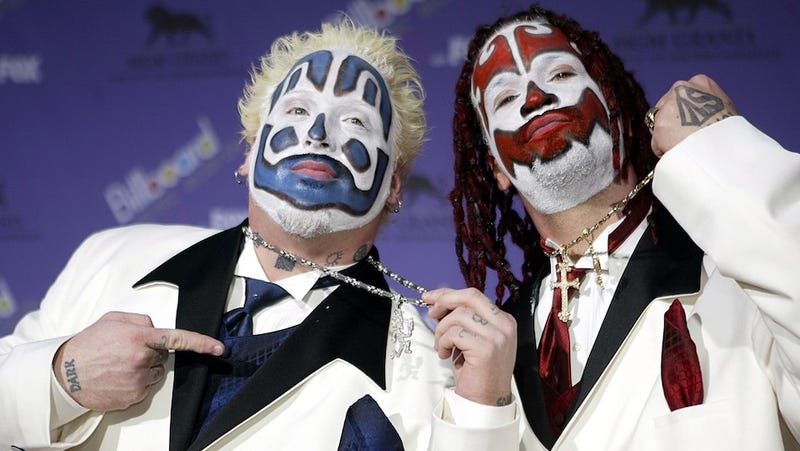 Insane Clown Posse Is Suing the FBI For Classifying the Juggalos As a Gang