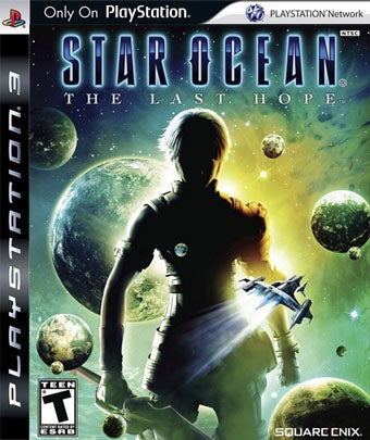 "Square Enix Says Star Ocean PS3 Listing ""An Error"""