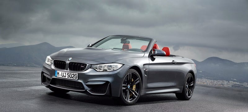 2015 BMW M4 Convertible: This Is It