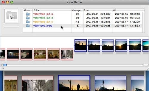 ShootShifter Unifies Photo Names and Synchronizes Timestamps
