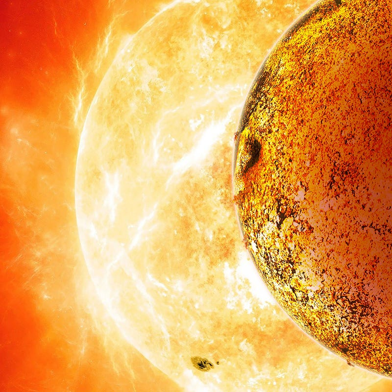 Earth's hellish twin discovered by NASA