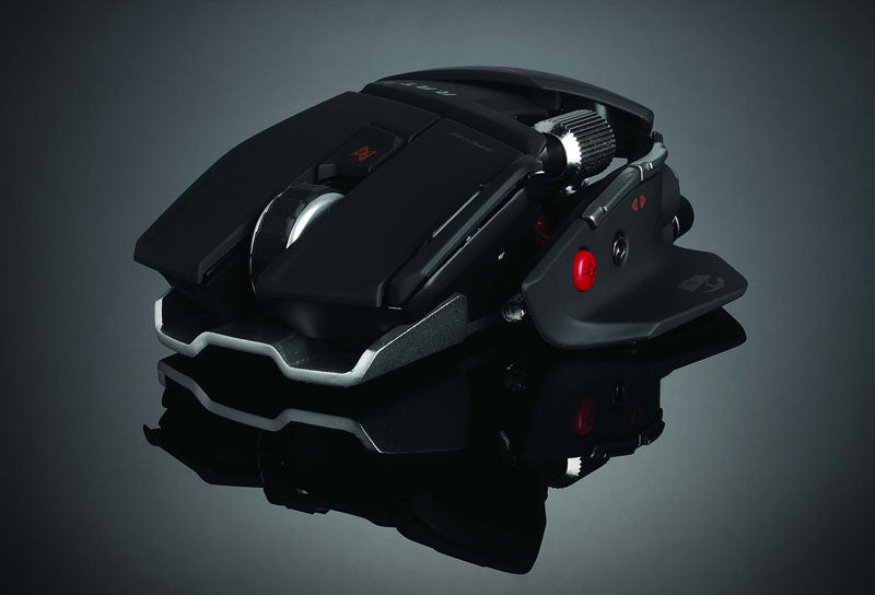 Mad Catz R.A.T.s Out Premium Cyborg Gaming Mice