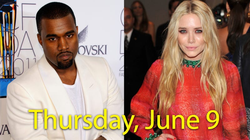 Mary-Kate Olsen Is Hooking Up With Kanye West