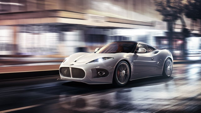 Spyker's Assets Pulled From Auction, No F1 Car For You