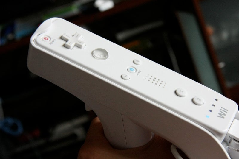Wii Zapper Hands On (Verdict: Shoot From the Hip)