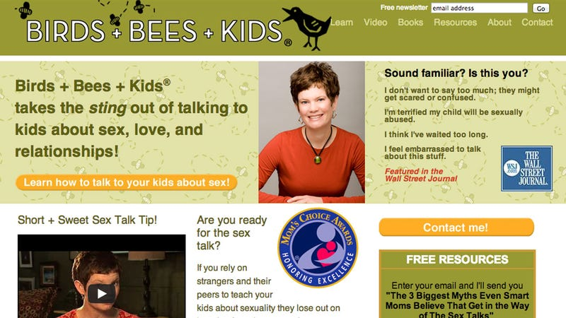 """Give Your Kids """"The Talk"""" Without Feeling Awkward and Uncomfortable"""