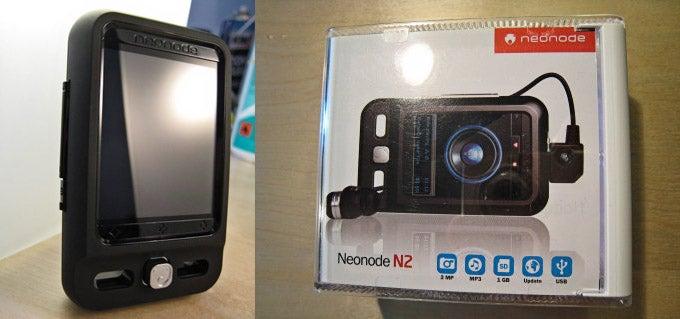 Neonode N2 Unboxed