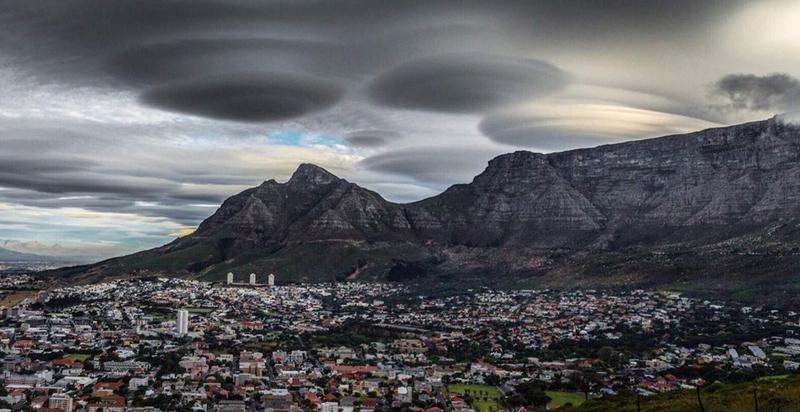Las nubes Ovni son un fenómeno real, así se forman