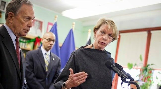 Cathie Black Out As NYC Schools Chancellor