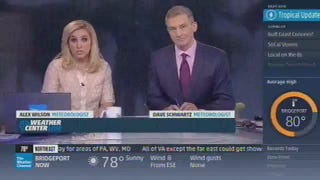 The Weather Channel Called Out the Weenies On Air and It's Glorious