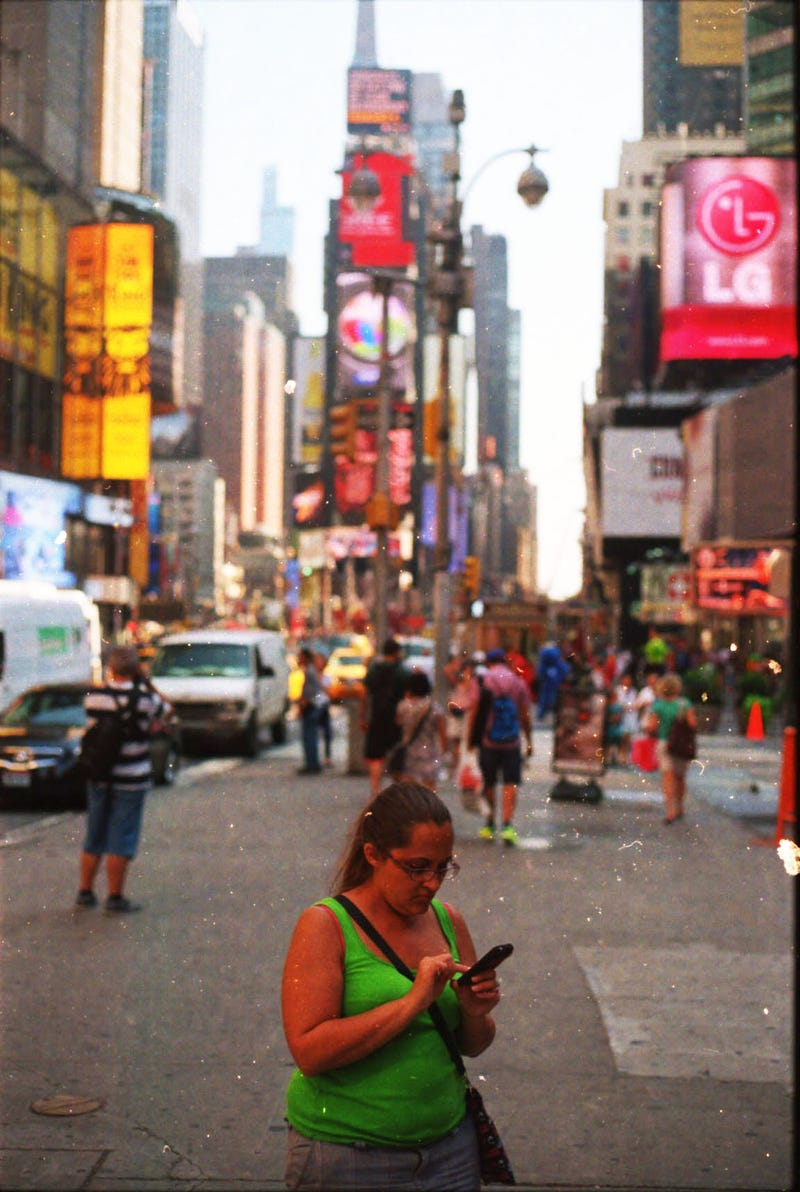 NYC: A Tourist's Perspective