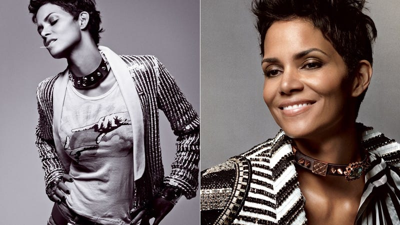 At Last, Halle Berry Forced To Explain Her Terrible Taste In Men
