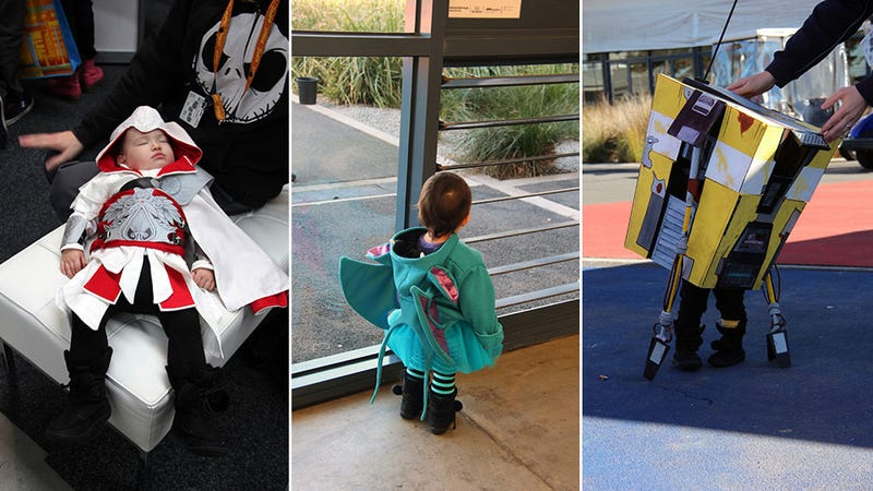 Child Cosplay Could Be Cruel (But This Is Just Damn Cute)