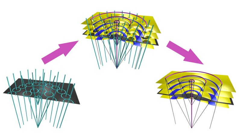 This Nanostructure-Making Method Is Like 3D Printing with Chemistry