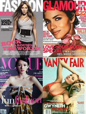 Whose Fault Is It That The Ethnic Women In Magazines Are Whitewashed?