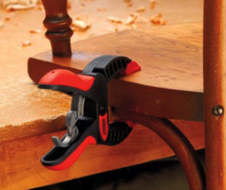 Ratcheting Spring Clamps