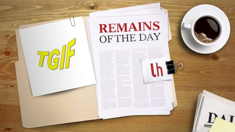Remains of the Day: Google to Give Freebies If You Use Android Pay